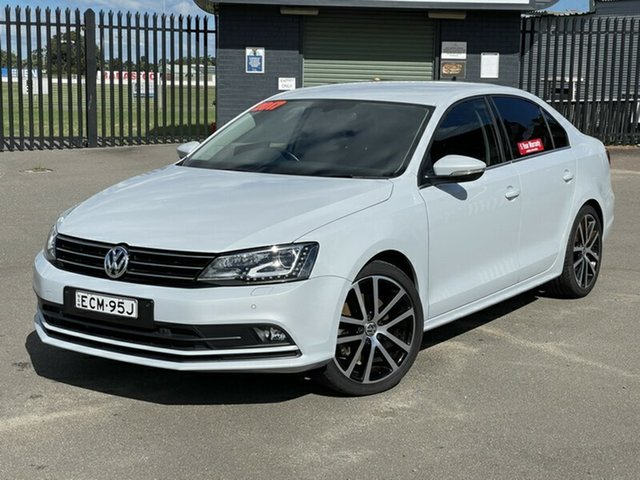 Used Volkswagen Jetta 1B MY17 155TSI DSG Highline Sport Newcastle, 2017 Volkswagen Jetta 1B MY17 155TSI DSG Highline Sport Grey 6 Speed Sports Automatic Dual Clutch