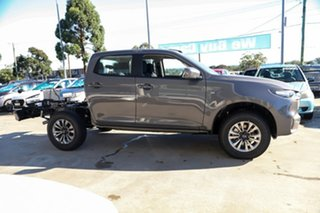 2020 Mazda BT-50 B30B XT (4x4) Concrete Grey 6 Speed Automatic Dual Cab Chassis