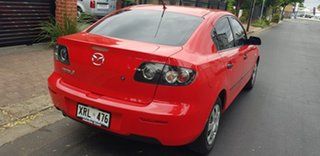2008 Mazda 3 BK MY06 Upgrade Neo 5 Speed Manual Sedan.