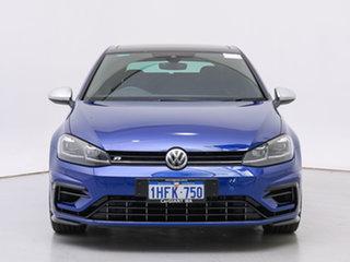 2019 Volkswagen Golf AU MY19 R Blue 7 Speed Auto Direct Shift Hatchback.