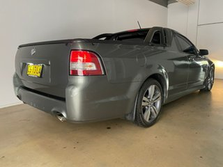 2013 Holden Ute VF SV6 Grey 6 Speed Automatic Utility.