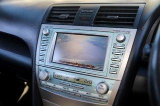 2009 Toyota Camry AHV40R MY10 Hybrid Silver 1 Speed Constant Variable Sedan Hybrid