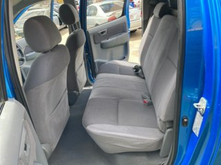 2006 Toyota Hilux KUN26R MY05 SR5 Blue 4 Speed Automatic Utility