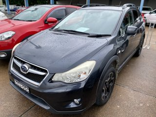 2012 Subaru XV G4X MY12 2.0i AWD Grey 6 Speed Manual Wagon