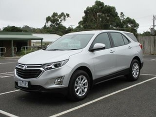 2019 Holden Equinox EQ Turbo LS+ Nitrate Automatic Wagon.