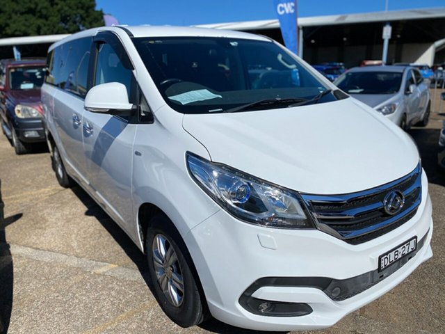 Used LDV G10 SV7A Wickham, 2017 LDV G10 SV7A 6 Speed Sports Automatic Wagon