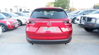 2021 Mazda CX-8 KG2W2A Asaki SKYACTIV-Drive FWD Red 6 Speed Sports Automatic Wagon