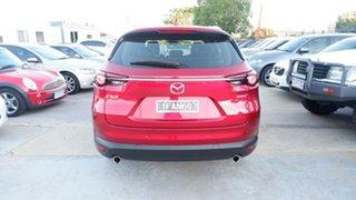 2021 Mazda CX-8 KG2W2A Asaki SKYACTIV-Drive FWD Red 6 Speed Sports Automatic Wagon
