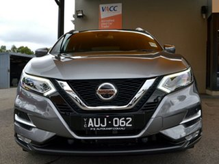 2018 Nissan Qashqai J11 Series 2 Ti X-tronic Grey 1 Speed Constant Variable Wagon