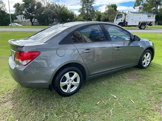 2011 Holden Cruze JH Series II MY11 CD Grey 6 Speed Sports Automatic Sedan