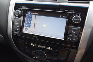 2016 Nissan Navara D23 ST-X White Diamond 7 Speed Sports Automatic Utility