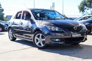 2004 Mazda 3 BK10F1 Maxx Grey 4 Speed Sports Automatic Hatchback.
