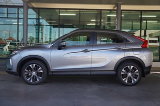 2019 Mitsubishi Eclipse Cross YA MY19 ES 2WD Titanium Grey 8 Speed Constant Variable Wagon.