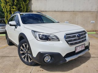 2014 Subaru Outback B6A MY15 2.5i CVT AWD Premium Crystal White 6 Speed Constant Variable Wagon.