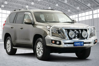 2016 Toyota Landcruiser Prado GDJ150R Kakadu Bronze 6 Speed Sports Automatic Wagon.