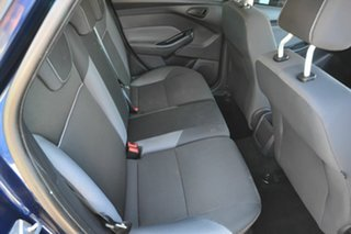 2011 Ford Focus LW Ambiente Blue 6 Speed Automatic Hatchback