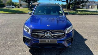 2020 Mercedes-Benz GLB-Class X247 801MY GLB200 DCT Galaxy Blue 7 Speed Sports Automatic Dual Clutch.