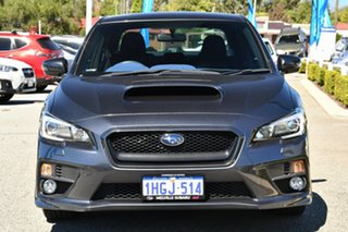 2014 Subaru WRX V1 MY15 AWD Dark Grey 6 Speed Manual Sedan