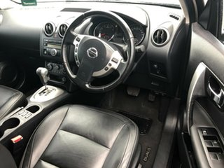 2011 Nissan Dualis J10 Series II TI (4x2) Purple 6 Speed CVT Auto Sequential Wagon