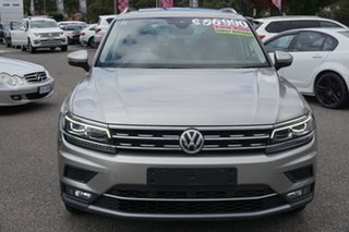 2019 Volkswagen Tiguan 5N MY19.5 162TSI DSG 4MOTION Highline Silver 7 Speed.