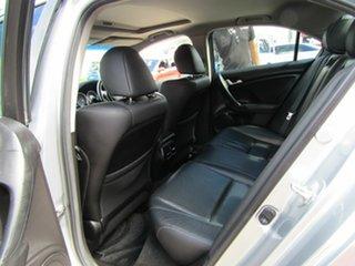 2013 Honda Accord Euro CU MY13 Luxury Navi Silver 5 Speed Automatic Sedan