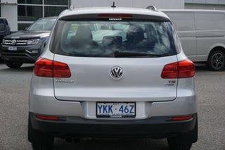 2014 Volkswagen Tiguan 5N MY14 118TSI DSG 2WD Reflex Silver 6 Speed Sports Automatic Dual Clutch