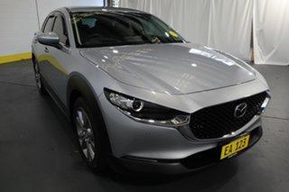 2020 Mazda CX-30 DM2WLA G25 SKYACTIV-Drive Touring Silver 6 Speed Sports Automatic Wagon.