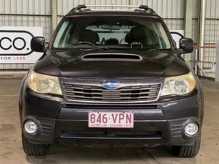 2008 Subaru Forester 79V MY08 X AWD Grey 4 Speed Automatic Wagon