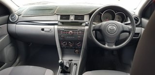 2008 Mazda 3 BK MY06 Upgrade Neo 5 Speed Manual Sedan