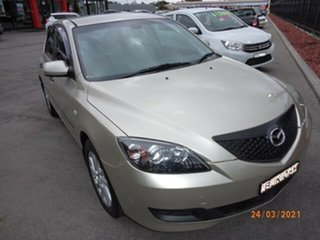 2004 Mazda 3 BK Neo Gold 4 Speed Auto Activematic Hatchback