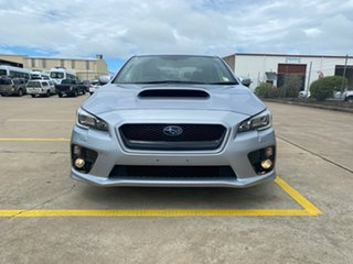 2014 Subaru WRX V1 MY15 Lineartronic AWD Silver 8 Speed Constant Variable Sedan