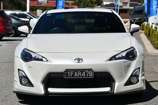 2012 Toyota 86 ZN6 GTS White 6 Speed Manual Coupe