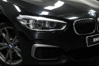 2016 BMW 1 Series F20 LCI M140i Black Sapphire 8 Speed Sports Automatic Hatchback