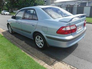 2000 Mazda 626 GF Limited Blue 5 Speed Manual Sedan