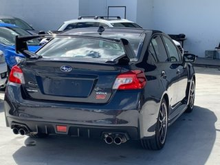 2015 Subaru WRX V1 MY16 STI AWD Premium Crystal Black 6 Speed Manual Sedan.