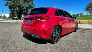 2020 Mercedes-Benz A-Class A180 DCT Designo Patagonia Red 7 Speed Sports Automatic Dual Clutch