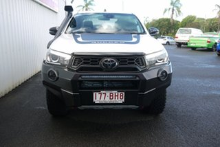 2019 Toyota Hilux GUN126R Rugged X Double Cab 6 Speed Sports Automatic Utility