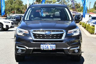 2018 Subaru Forester S4 MY18 2.5i-S CVT AWD Dark Grey 6 Speed Constant Variable Wagon