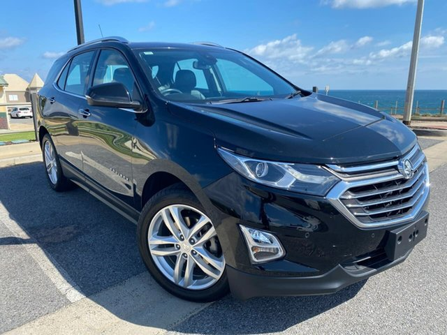 Used Holden Equinox EQ MY18 LTZ FWD Christies Beach, 2017 Holden Equinox EQ MY18 LTZ FWD Black 9 Speed Sports Automatic Wagon