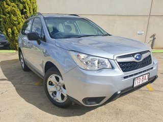 2013 Subaru Forester S4 MY13 2.5i Lineartronic AWD Ice Silver 6 Speed Constant Variable Wagon.