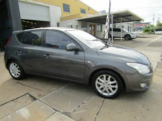 2008 Hyundai i30 FD MY09 SLX Grey 5 Speed Manual Hatchback