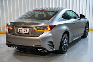 2015 Lexus RC GSC10R RC350 F Sport Silver 8 Speed Sports Automatic Coupe