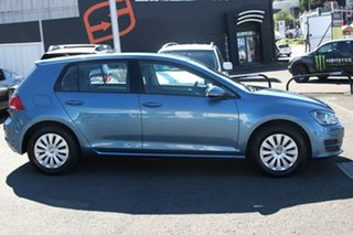 2017 Volkswagen Golf VII MY17 92TSI Trendline Blue 6 Speed Manual Hatchback