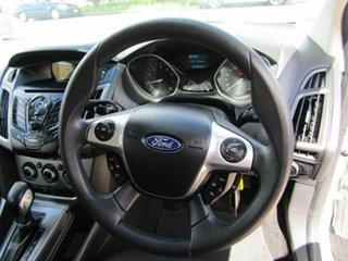 2014 Ford Focus LW MkII MY14 Ambiente PwrShift Silver 6 Speed Sports Automatic Dual Clutch Sedan