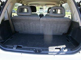 2003 Suzuki Ignis GL White 5 Speed Manual Hatchback