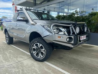 2016 Mazda BT-50 Silver 6 Speed 6 SP Auto Active Select Utility.
