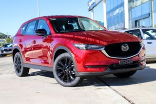 2021 Mazda CX-5 CX5K GT SP (AWD) Soul Red Crystal 6 Speed Automatic Wagon.