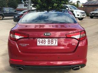 2013 Kia Optima TF MY13 Platinum Red 6 Speed Sports Automatic Sedan