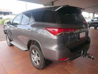2017 Toyota Fortuner GUN156R GXL Graphite 6 Speed Automatic Wagon