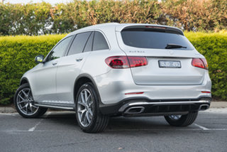 2020 Mercedes-Benz GLC-Class X253 800+050MY GLC300 9G-Tronic 4MATIC Iridium Silver 9 Speed.